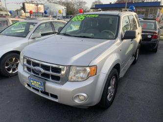 2008 FORD ESCAPE 4DR