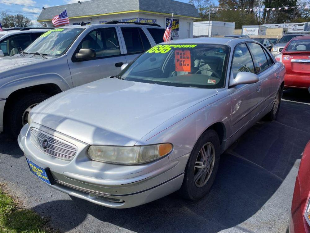 2003 SILVER BUICK REGAL LS (2G4WB52K731) with an 3.8L engine, Automatic transmission, located at 930 E Little Creek Road, Norfolk, VA, 23518, (757) 588-0420, 36.915051, -76.244408 - Photo #0